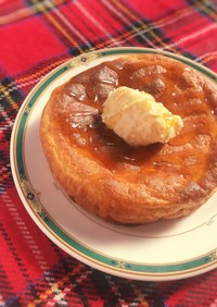 糖質制限◆ふわしゅわスフレパンケーキ