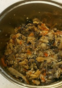 冷めてからが美味しい。切り干し大根の煮物