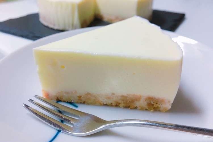 ケーキ クリーム レアチーズ なし 生