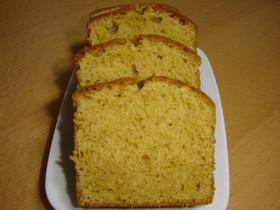 カントリー風♡ブラウンパウンドケーキ