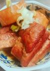 圧力鍋でトロける大根と豚バラの角煮