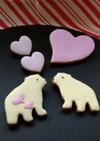 アイシングクッキーで楽しむバレンタイン