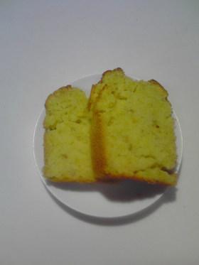 スイートポテトのパウンドケーキ