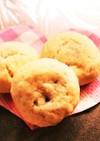 すぐ☆簡単クッキー。カントリーマァム風