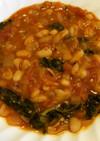 カーボロネロと白インゲンのスープ