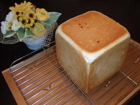 我が家のミルク角食パン