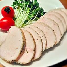 しっとり柔らか!簡単鶏ハム/サラダチキン