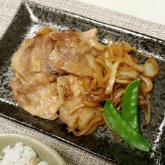 maepoのニンニク香る豚生姜入れ忘れ焼