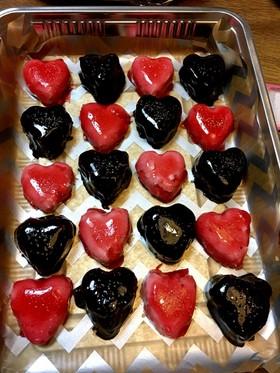 つやつやチョコレートムース