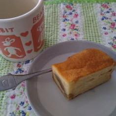 酒粕と栗の甘露煮で和風パウンドケーキ