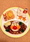 ☆幼児食☆2歳バースデー 誕生日プレート