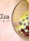 タピオカジュース Bubble Tea