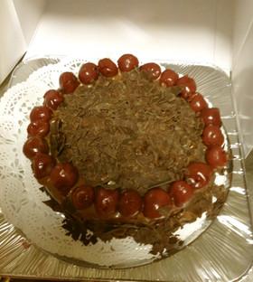 黒い森のケーキ☆シュバルツベルダー