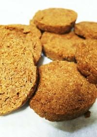 ココナッツ×ココア ざくざくクッキー