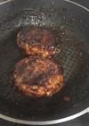肉なし//ヘルシー煮込み豆腐ハンバーグ♪
