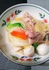 【簡単】中華あんかけ風☆野菜炒め