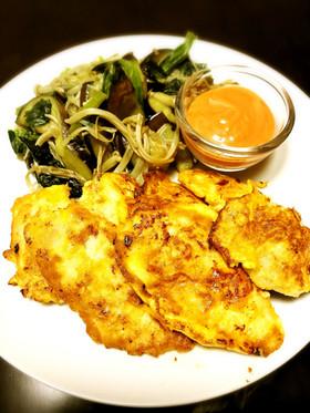 【簡単】鶏むね肉【ピカタ】西洋料理♪