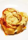 アップルローズ クラムケーキ