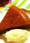 低糖質&低脂質!炊飯器チョコケーキ