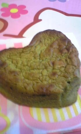 ♥和のバレンタイン抹茶ガトーショコラ♥