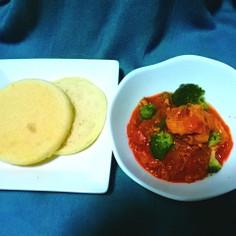 古賀さん家のサバ缶のトマト煮