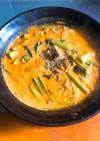 超簡単☆余った麻婆豆腐で担々麺風