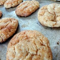 HMで簡単クッキー