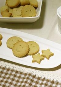 素焚糖クッキー