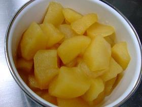 簡単りんご煮☆
