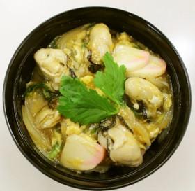 舞鶴牡蠣丼