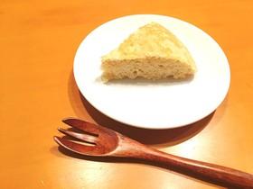 炊飯器でできる♪生おからのしっとりケーキ
