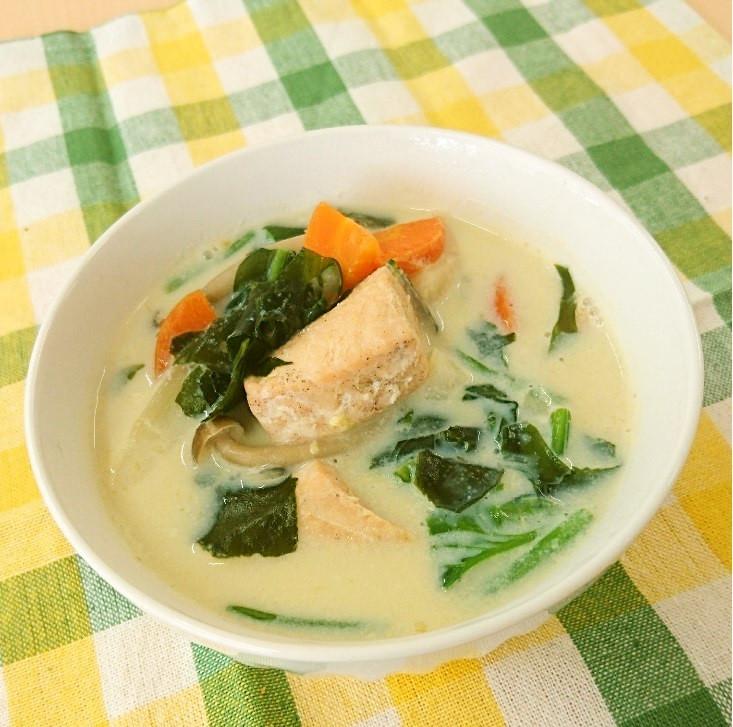 まごわやさしい 体にもやさしいスープ