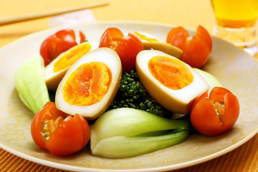 味付けたまご(煮卵)