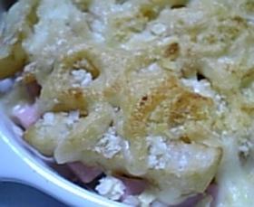 また魚肉ソーセージで・・・マヨチーズ焼き