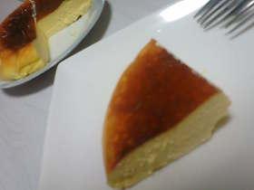 簡単♪炊飯器deチーズケーキ♪