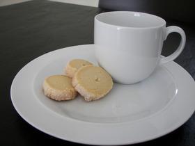 ショートブレッドのようなシュガークッキー