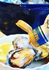 ストウブ蒸し牡蠣【絹醤油&生搾りレモン】