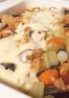 チーズタッカルビたっぷりチーズもヘルシー