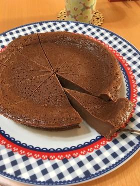 濃厚♡あっという間のチョコケーキ♡