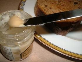 メープルバタートースト♪