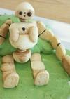 HMで作る ラピュタのロボット兵