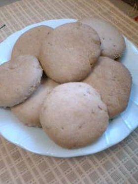 ホットケーキミックスでイチゴクッキー♪