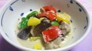 タイ風グリーンカレー 【母の味】の写真