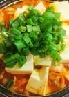 簡単な本格的キムチ鍋〜キムチチゲ〜