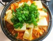 簡単な本格的キムチ鍋〜キムチチゲ〜の写真