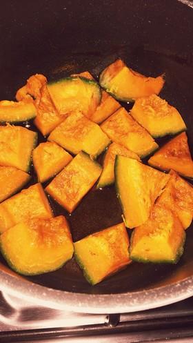 超簡単!かぼちゃの煮物