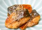 骨や皮が美味しく食べれる*鯖の甘酢照り焼