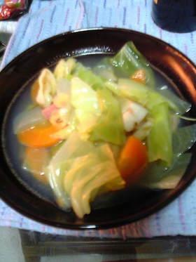 朝のダイエットスープ【基本スープ】