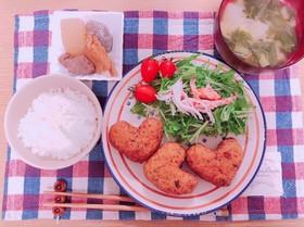 豆腐チキンナゲット♡ヘルシー♡簡単