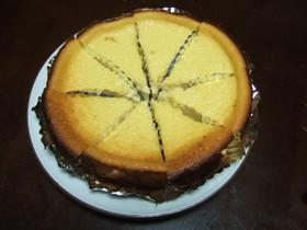 簡単!あっさりチーズケーキ